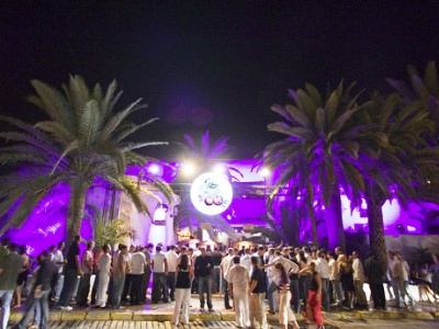 Groot feest in Pacha Ibiza